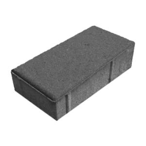 Брусчатка 200х100х40 мм 50 шт. в м²