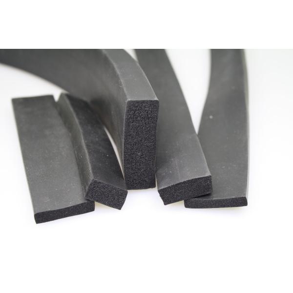 Гернитовый шнур сечение прямоугольное 30х40 мм (ПРП40П400)