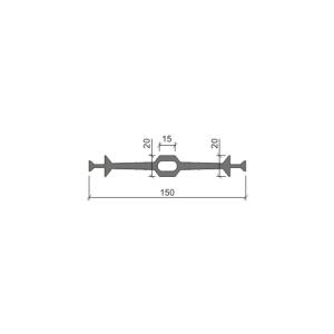 Гидрошпонка СВГ-150 (ПВХ)