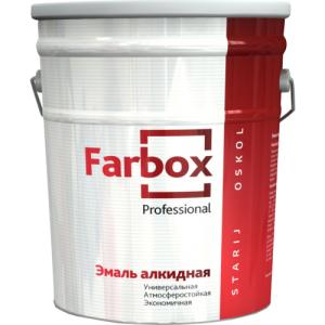 Эмаль Фарбокс «ПФ-115 Farbox», серый, 20 кг