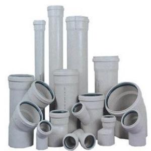 Трубы, фитинги для внутренней канализации
