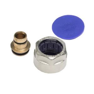 Резьбозажимные соединения Rehau RAUTITAN flex Ø 16 x 2,2 мм - евроконус 3/4