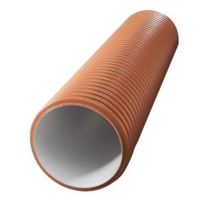 Труба гофрированная без раструба Ø315 мм Pestan