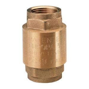 Клапан обратный пружинный муфтовый с металлическим седлом Itap 100 1