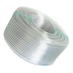 Шланг прозрачный ПВХ 6 х 9 (бухта 100м)