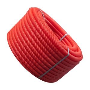 Труба защитная для МПТ Ø25 (красная, бухта 50м)