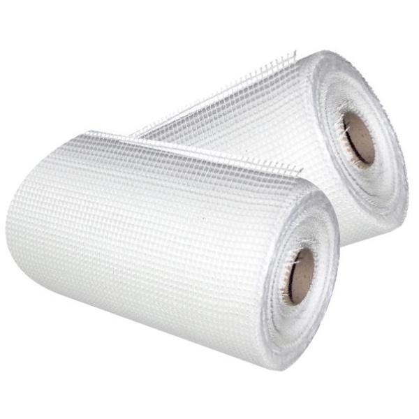 Сетка стеклотканевая штукатурная 5х5мм (1х22м)