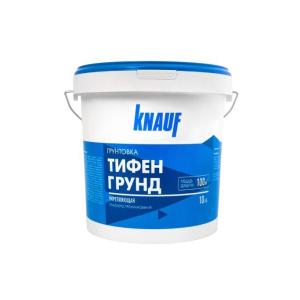 Грунтовка Кнауф Тифенгрунд «Tiefgrund Knauf» 10л