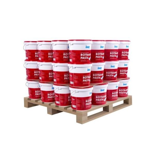 Шпаклевка Кнауф Ротбанд паста (Knauf Rotband Pasta) 18 кг