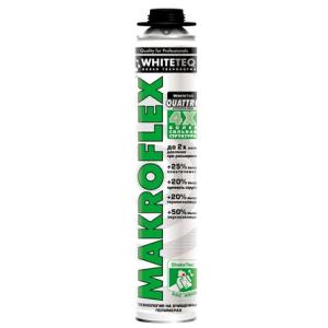 Пена монтажная Makroflex WhiteTeq PRO