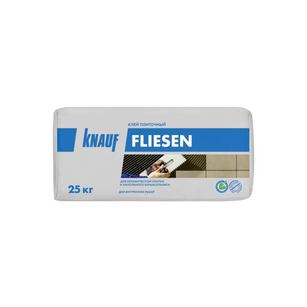 Плиточный клей «Флизен» Knauf Fliesen 25кг