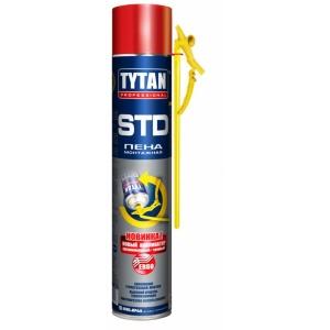 Пена монтажная однокомпонентная Титан (TYTAN F/B3) 750 мл
