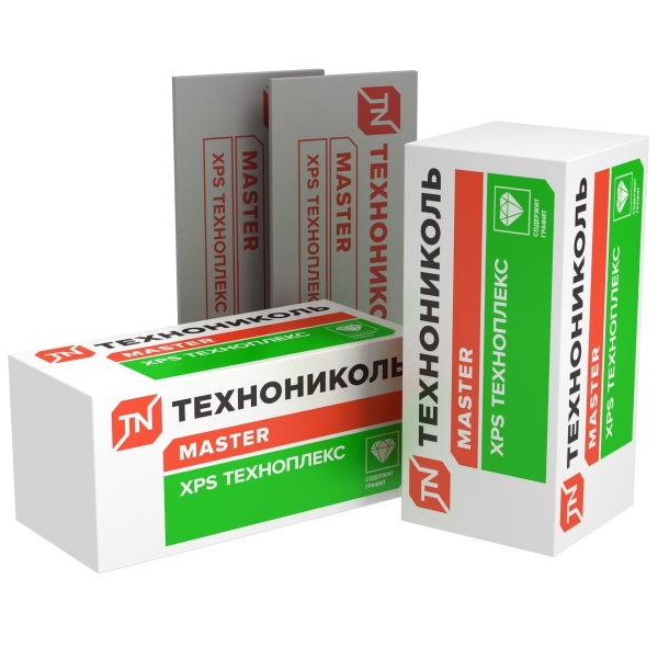 Пенополистирол «Технониколь XPS» 20 мм