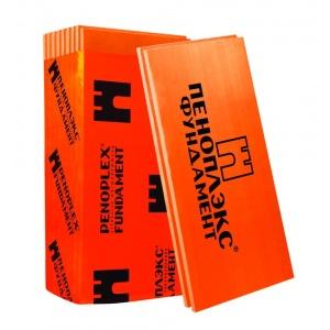 Пеноплэкс фундамент® теплоизоляция 100х585х1185мм 4л/упк, 0,2772м3
