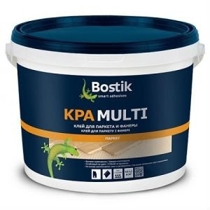 Клей для паркета «Тарбикол КПА» спиртовой / Bostik Tarbicol KPA 16 кг