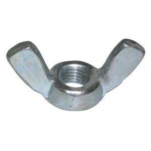 Гайка барашковая (оцинкованная) DIN 315