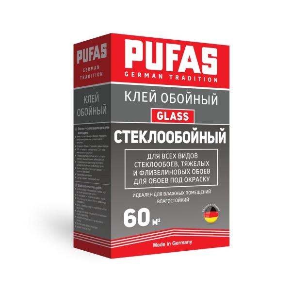 Обойный клей PUFAS (Пуфас) Стеклообойный 60м2
