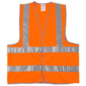 Жилет сигнальный Stayer Master оранжевый XL (50-52)