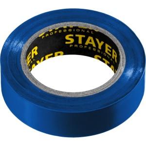Изолента ПВХ STAYER Protect-1010м (0,13х15 мм), синяя
