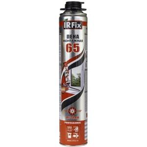Пена монтажная профессиональная IRFIX 65