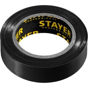 Изолента ПВХ, 10м (0,13х15 мм), черная STAYER Protect-10