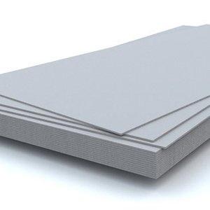 Ацеид Шифер плоский  3000 х 1500 х 0,8 мм