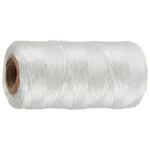 Шпагат STAYER многоцелевой полипропиленовый, d=1,5 мм, белый, 110 м, 32 кгс, 0,8 ктекс