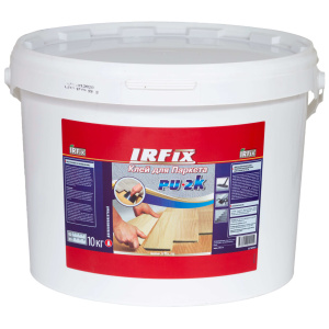 Клей для паркета 10 кг IRFIX PU 2K