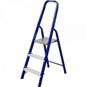 Лестница-стремянка стальная 3 ступени 60 см СИБИН