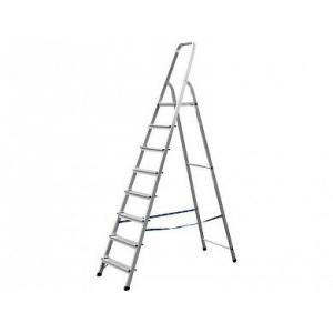 Лестница-стремянка алюминиевая 8 ступеней 166 см СИБИН