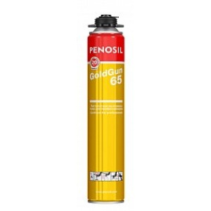 Профессиональная монтажная пена PENOSIL GoldGun