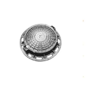 Люк чугунный ТМР (С250) (К) с пазом под РТИ