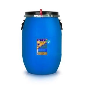 Антисептик Сенеж трудновымываемый консервирующий бочка Е 65 кг