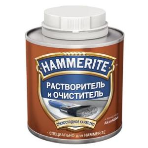 Растворитель и очиститель краски Hammerite (Хамерайт) 0,25 л