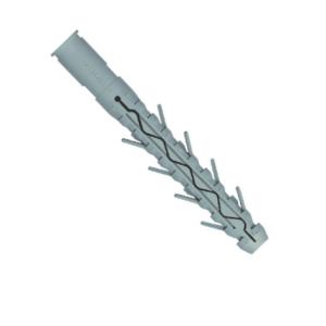 Распорный рамный дюбель KPR (нейлон) Wkret-Met 10х100 мм (1шт)