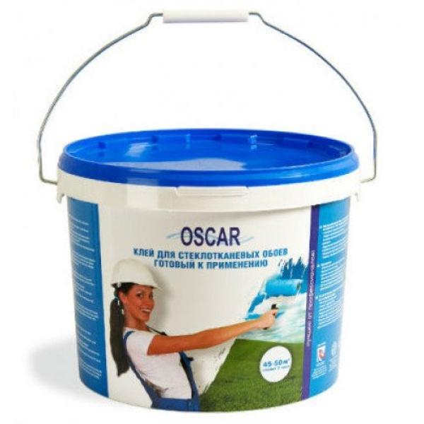 Готовый клей для стеклообоев Оскар «Oscar» 10 л