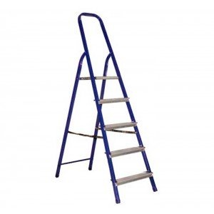 Лестница (стремянка) 5 ступеней стальная 1.5 м