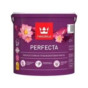 Краска интерьерная Тиккурила PERFECTA 2,7л (1)