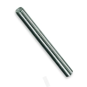 Шпилька резьбовая М20х2000 (оцинкованная) DIN 975 (1шт)