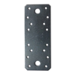 Крепёжная пластина LPS (оцинкованная) 100х35х2,5 мм (1шт)