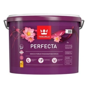 Краска интерьерная Тиккурила PERFECTA 9л (1)