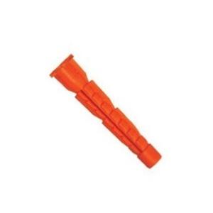 Дюбель - U, универсальный с бортом, полипропилен 6х52 (1шт)