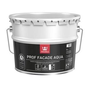 Краска фасадная Тиккурила PROF FACADE AQUA 9л (1)