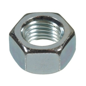 Гайка шестигранная М22 (оцинкованная) DIN 934 (1кг/15шт)