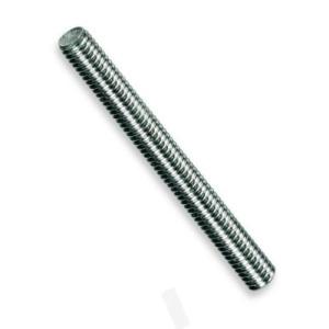 Шпилька резьбовая М42х1000 (оцинкованная) DIN 975 (1шт) кл. прочности 8.8