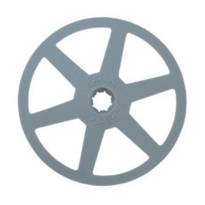 Рондоль дожимная TD 140мм (нейлон) Wkret-Met (1шт)