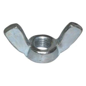 Гайка барашковая М6 (оцинкованная) DIN 315 (1шт)