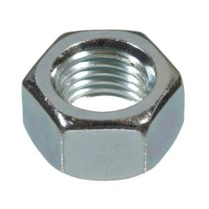 Гайка шестигранная М27 (оцинкованная) DIN 934 (1кг/7шт)