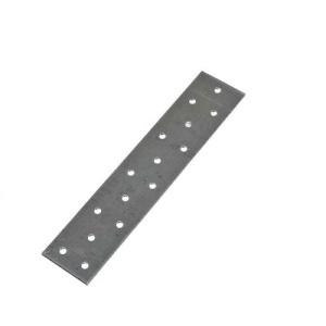 Пластина соединительная (оцинкованная) 40х100х2 мм (1шт)