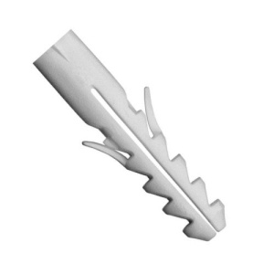 Дюбель - S, полипропилен, (с усами) 8х30 (1000шт)